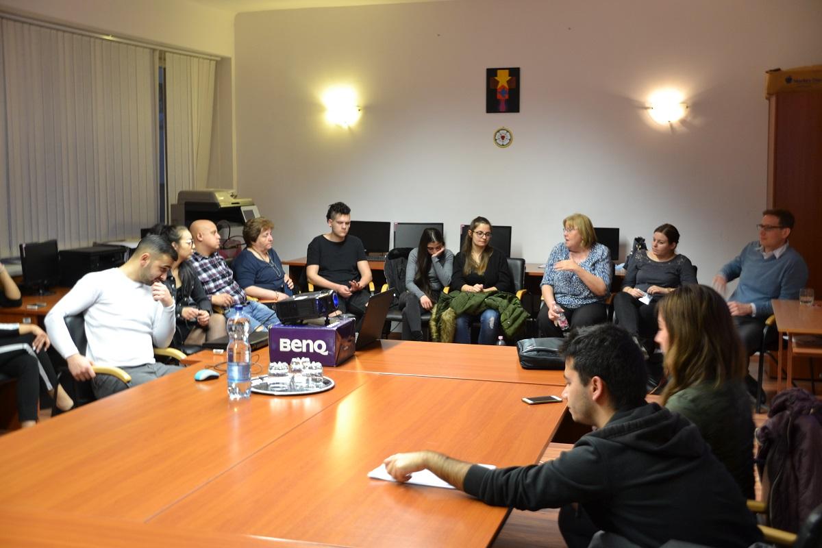 Szakmai műhely: Jó gyakorlatok, avagy küldetésben a romákért